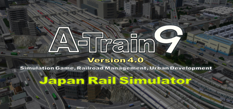 A-Train 9 V4.0 Cover Art