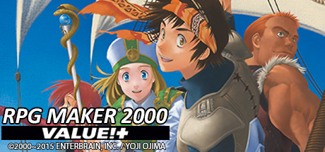 RPG Maker 2000 cover art