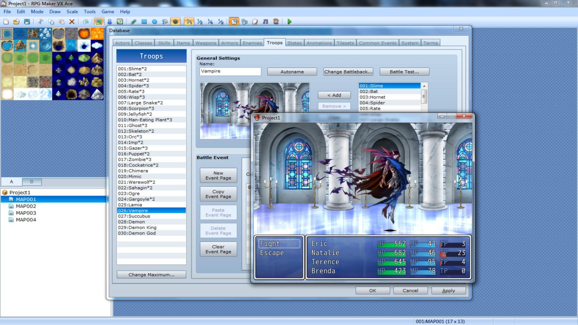 Rpg maker vx ace degica games baditri Gallery