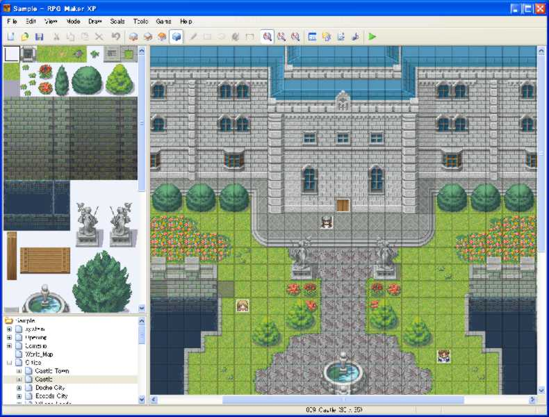 Rpg maker xp rpg maker make your own game rpg maker xp expanded data and rtp 01 gumiabroncs Images