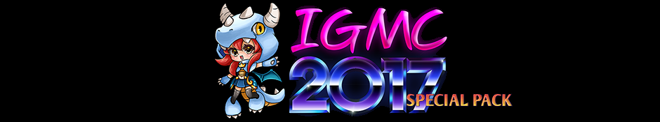 IGMC 2017 Special Resource Pack