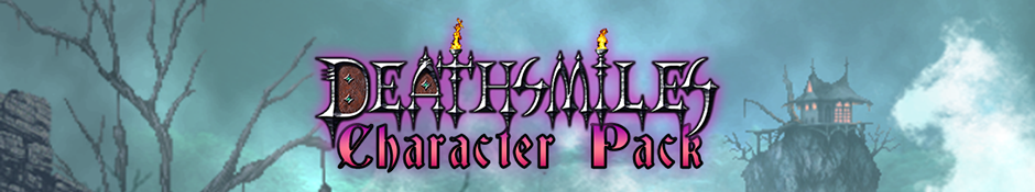 Deathsmiles Character Pack