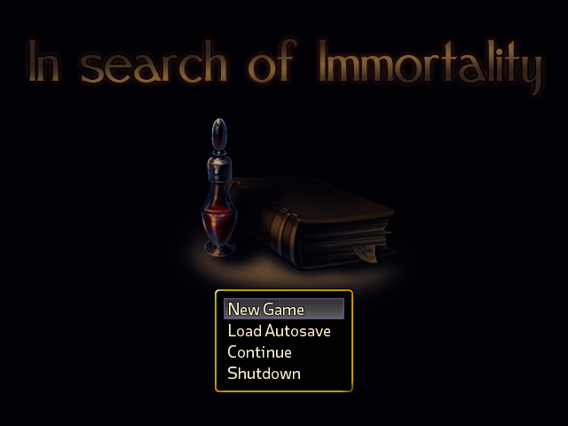 In Search Of Immortality Screenshot 01