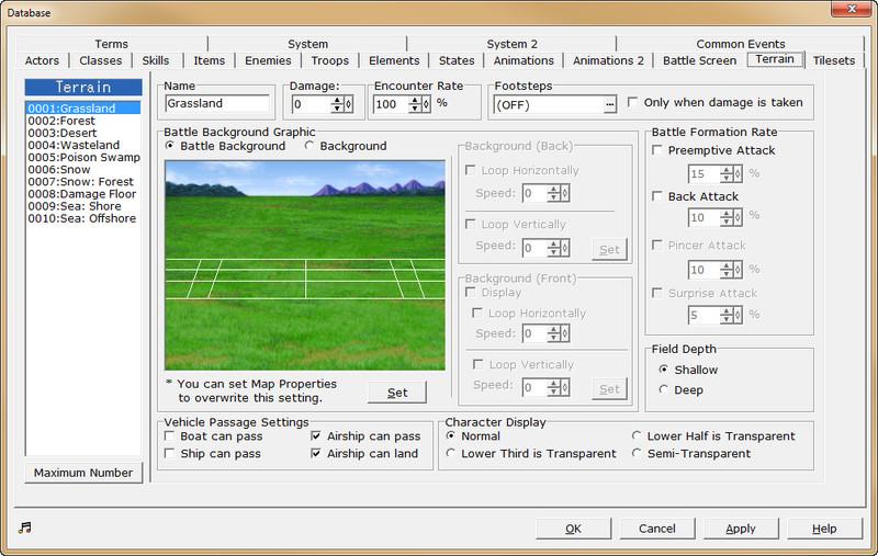rpg maker 2003 rpg maker create a game
