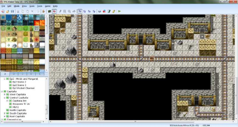 RPG Maker VX Screenshot 01