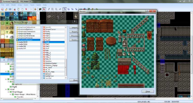 RPG Maker VX Screenshot 06