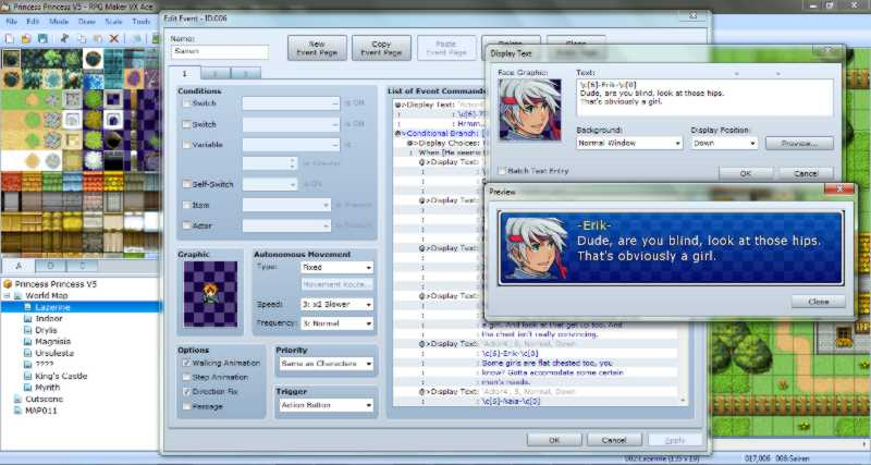 RPG Maker VX Ace Lite Screenshot 03
