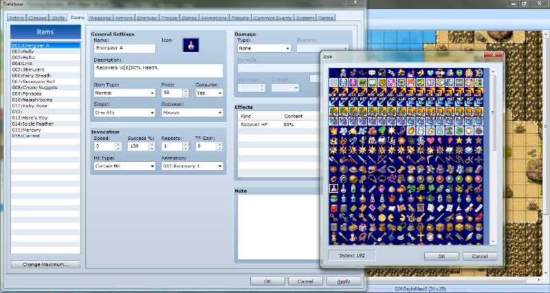 RPG Maker VX Ace Lite Screenshot 05