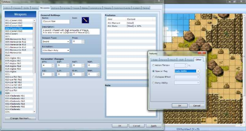 RPG Maker VX Ace Lite Screenshot 06