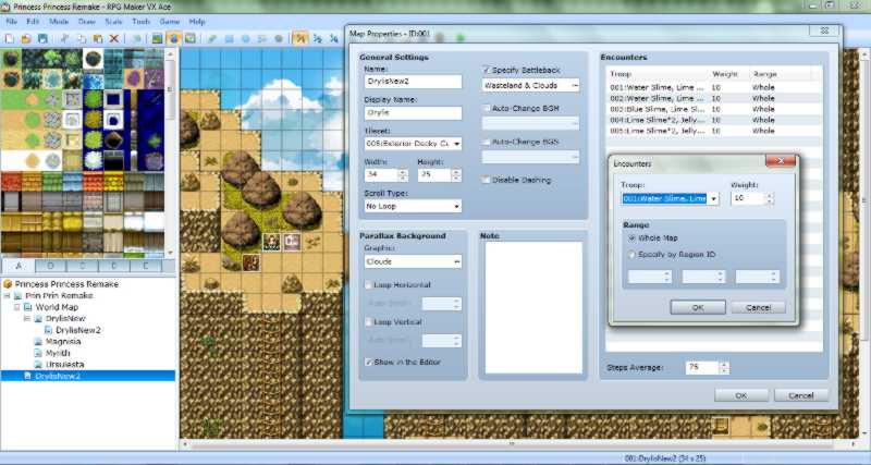 RPG Maker VX Ace Lite Screenshot 15