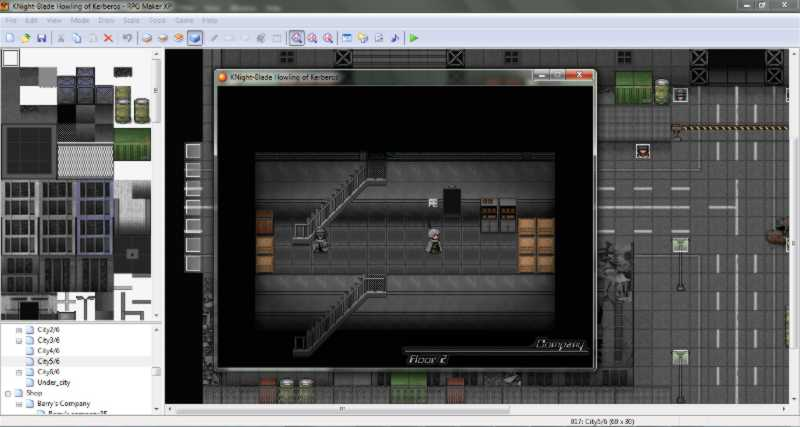 RPG Maker XP Screenshot 01