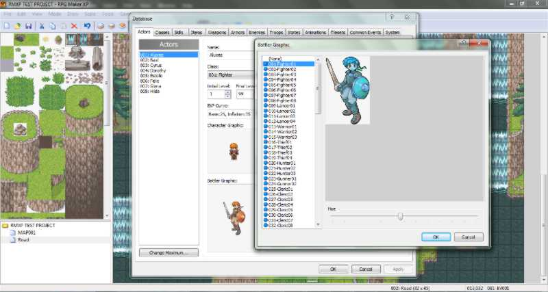 RPG Maker XP Screenshot 17