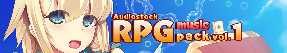 Audiostock RPG Music Pack Vol. 1