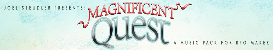 Magnificent Quest Music Pack