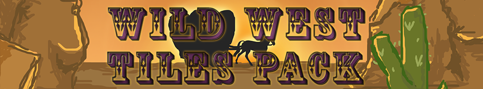 Wild West Tiles Pack