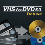 VHStoDVD 5.0 Deluxe