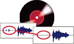 アナログ音源のデジタル化