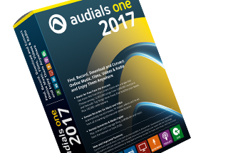 Audials One Media Windows Software