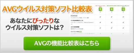 AVGウイルス対策ソフト比較表