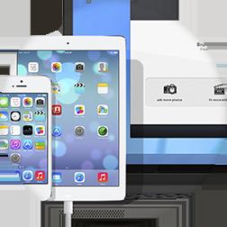 iPhone (iOS 8.2 以下) もクリーニング
