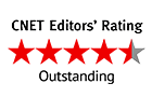 CNET Editors' Rating - Outstanding