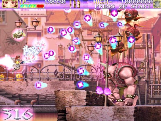Deathsmiles Screen 1