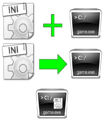 インディゲームクリエイター:バイナリデータ