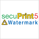 secuPrint5 Watermark