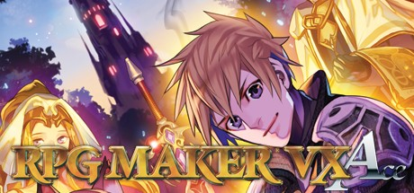 RPG Maker VX Ace Primary Cover Art