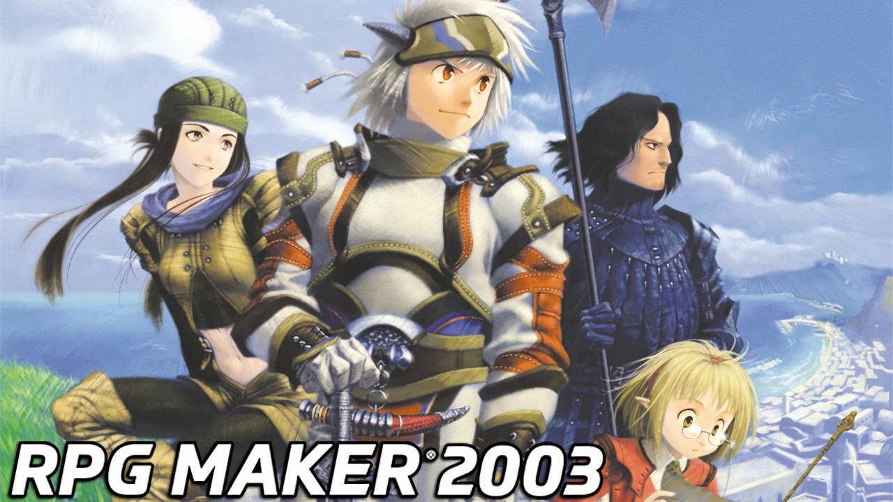 RPG Maker 2003 | Degica Games