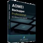 AOMEI Backupper Professional (生涯アップグレード) ダウンロード版
