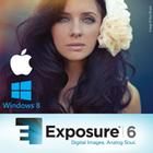 Exposure 6 日本語版 【5ユーザー】(ダウンロード版)