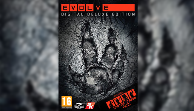 Evolve: Digital Deluxe Edition
