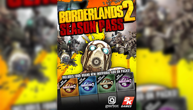 Borderlands 2 - Season Pass