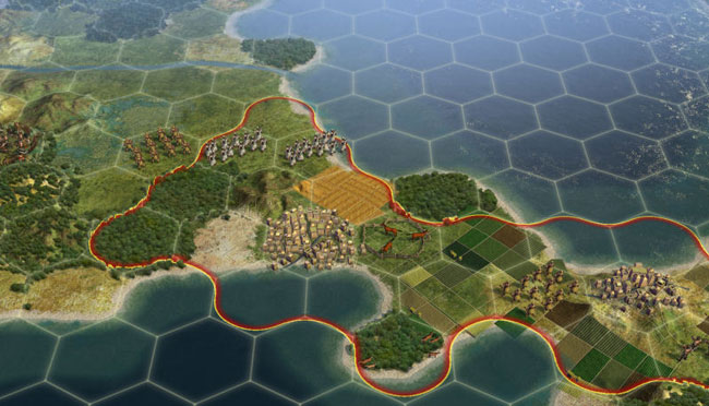 Civilization V slide 2