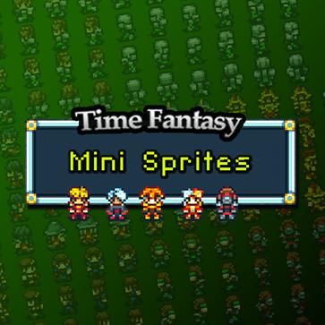 Time Fantasy Mini Sprites