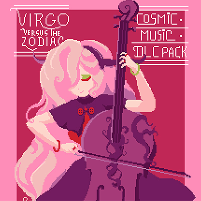 Virgo Vs The Zodiac Cosmic Music DLC Pack