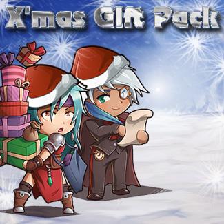 2015 X'mas Gift Pack