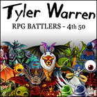 Tyler Warren RPG BATTLERS - 4th 50