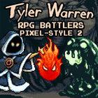 Tyler Warren RPG BATTLERS Pixel-Style 2