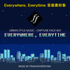 Everywhere, Everytime 音楽素材集