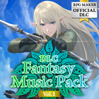Fantasy Music Pack Vol 1音楽素材集