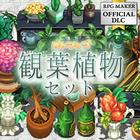 ハトマップ観葉植物セット