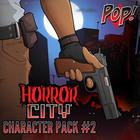 POP! HORROR CITY:キャラクター素材集2