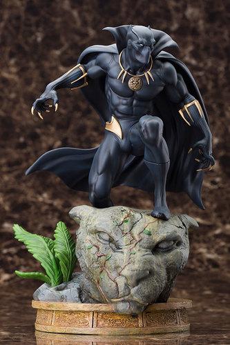 Marvel Black Panther Fine Art Statue⎪kotobukiya Europe