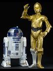 Star Wars - C-3PO & R2-D2