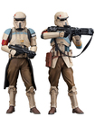 Rogue One: A Star Wars Story - Shoretrooper 2 Pack Squad Leader & Captain