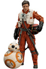Star Wars - Poe Dameron & BB-8 Two Pack The Force Awaken