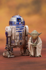 Star Wars - Yoda & R2-D2 Dagobah Two Pack
