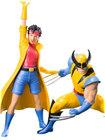 X-Men '92 - Wolverine & Jubilee ARTFX+ 2 pack
